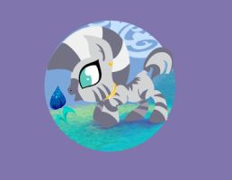 Filly Zecora Keychain by bunnimation