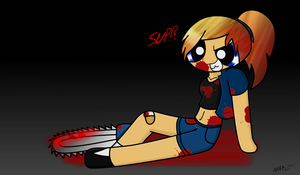 RQ-A bloody nightmare by Nabby1999