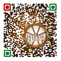 QR code for pizzeria by petrsimcik