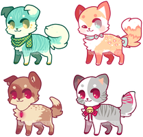 simple adopts [CLOSED] by hunniebuzz