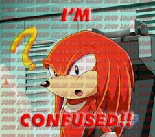 Knuckles: I'm Confused by bluesonic1