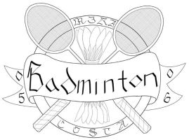 Badminton T-Shirts by animegirl90266