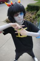 Homestuck: Sollux by CroCro-Ampora