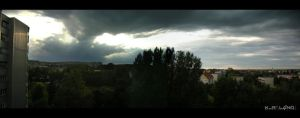 Cloudy afternoon by ROL4NDesignStudio