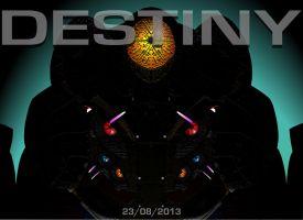 Teaser Poster 2 'Destiny' by WildSpaceSaga