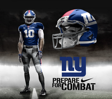 New York Giants Home by DrunkenMoonkey