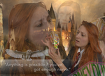 Ginny Weasley | Anything is possible by 0stb