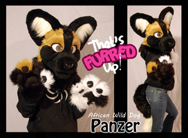 Panzer Partial by ThatsFurredUp