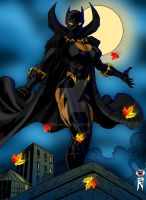Black Pantha 1b by Teri-Minx