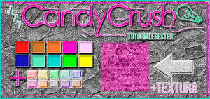+STYLES+TEXTURA  |CandyCrush| by TutorialesEster