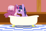 Twirilee Tub by pageturner1988