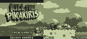 GameBoy mockup - KTP by El-Sato