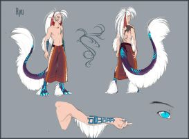 Ryu Reference by TheVanners