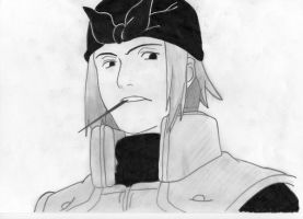 Genma by Quinninism