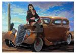 LOK: Hot Rod by momofukuu