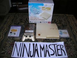 Console bundle Jap Ps3 Ni No Kuni Magical Edit by ninjamaster76