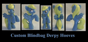 Derpy Hooves Blindbag by Gryphyn-Bloodheart