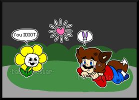 UT | Deadly Flower Power by BabyAbbieStar