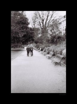 Walking to the Death by LeTatou
