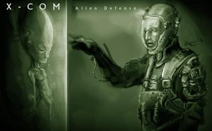 XCOM Tribute by Winterhall