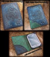 Dragon Kindle Cover by Half-Goat