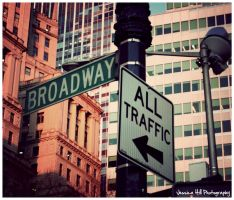 Broadway by EyeForPhotography