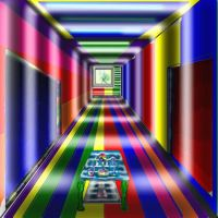 Psychedelic Perspective by mushroomGOD121