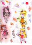 Ghoulie Cuties by Beyond-All-Poptarts