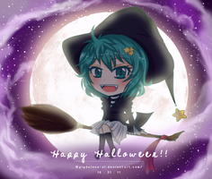 AT: Happy Halloween 2011 by gmLEN