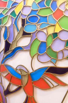 stained-glass window_6 by Mladshoi