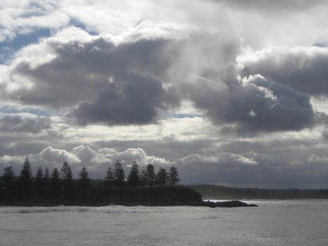 SILVER CLOUDS - NSW by talespin