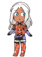 elma (stickers available!!) by NintenDash