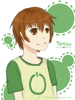 Character Page - Tetsu by aibite