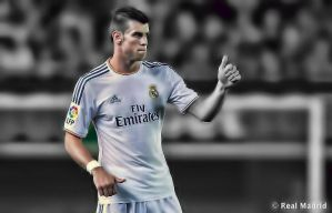 Edit For Gareth bale by Yousef-Gfx01