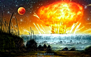 APOCALYPSE EARTH 1,000,000 YEARS BC by CSuk-1T