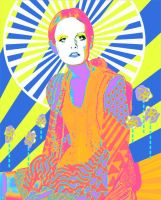 Twiggy by space-in-mind