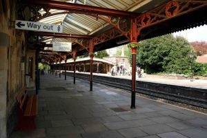 Great Malvern Station 3 by OghamMoon