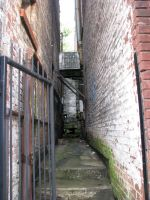 00148 - Dirty Alleyway by emstock