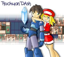 Rockman Dash now CGd by ancode