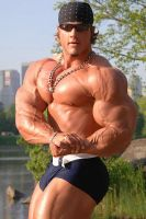 Bodybuilder 54 by Stonepiler