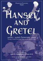 Hansel and Gretel Poster by legley