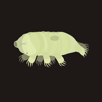 Tardigrade Pin by STCroiss