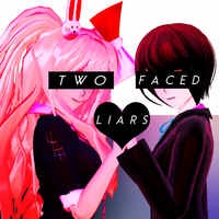 TWO FACED LIARS by iwasp0nthiswei