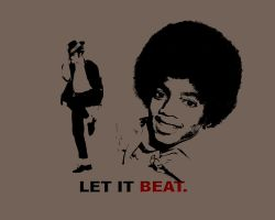 Michael Jackson: Let It Beat by IAmRyoXed