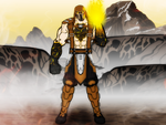 The Forgotten Warrior (MKX Edition) by Vectorman316