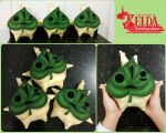 Makar Plushie from Wind Waker by LayzeMichelle