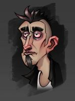 The Silly Portrait by snowman-nisse