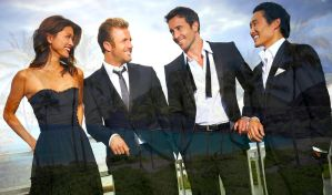 Hawaii Five 0 team 01 by marlislash