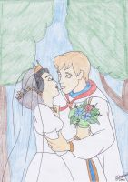 Disney Weddings- Snow White by LaSerenity