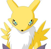 Renamon by Tasaq